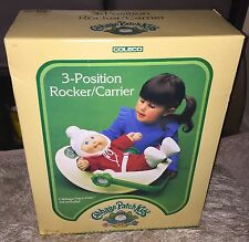Cabbage Patch Kids 1983 COLECO 3 Position Rocker Carrier BRAND NEW & SEALED!