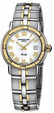 Raymond Weil Mother of Pearl Dial Parsifal Ladies Watch 9440-STG-00908