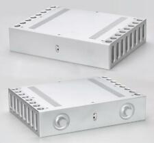 CNC3608 class A amplifier box full aluminum DIY enclosure HIFI preamp chassis
