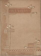 LINDBLOM HIGH SCHOOL 1934 YEARBOOK ANNUAL CHICAGO  MERRITT ISLAND POTTERY OWNER