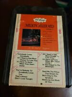 101 Strings Orchestra Million Seller Hits Volume II 8 Track Tape Ampex Tested VG