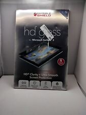 ZAGG - InvisibleShield HD Glass Screen Protector for Microsoft Surface 3