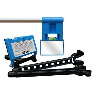 Trackace Laser Wheel Alignment System Tracking Gauges Toe in / Out Tool Tracker