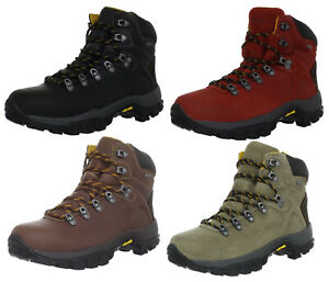 Wolverine Fulcrum Men's Leather Lace Up Hiking Boots Boot - Color Options