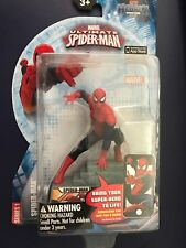 MARVEL ULTIMATE SPIDER-MAN APP HEROEZ HEROES COME TO LIFE ACTION FIGURE MIB