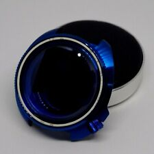 BLUE 6105 CAPTAIN WILLARD DIVER STYLE WATCH CASE FOR SEIKO NH35 & NH36 MOVEMENT
