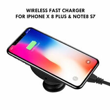 Wireless Magnetic Qi Car Charger Quick Charging Stand for Samsung S8 S7 Note8