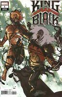 MARVEL COMICS KING IN BLACK #1 CLARKE SPOILER VARIANT 1ST PRINT 2020