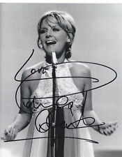 PETULA CLARK SIGNED AUTOGRAPHED 8X10 PHOTO DOWNTOWN  EXACT PROOF #2