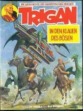 TRIGAN n. 2 del 1983 HC-Top non letto, come nuovo!!! fantascienza Don Lawrence