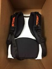 Genuine stihl br600 br550 br500 br700  back frame with straps     NEW     OEM