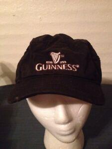Guinness Beer Black Cadet Military Hat Cap Ammo Belt Pouch Pocket (hb7)