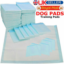 50/100/150/200 60X45CM LARGE PUPPY TRAINING PADS TOILET PEE WEE MATS PET CAT DOG