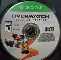 Overwatch: Origins Edition (Microsoft Xbox One, 2016) GAME DISC ONLY - TESTED