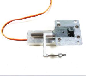 1*PZ-15096D Landing Gears/E-retracts Metal Case Nose W/ metal block 93*51*30.6mm