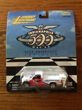 Johnny Lightning 84th Indianapolis 500 Silverado Race Emergency Vehicles-SEALED