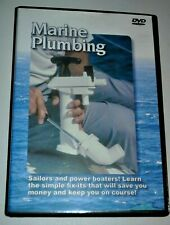 Marine Plumbing DVD - repair and installation power  & sail boats