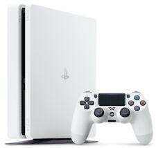Sony Playstation 4 / PS4 Slim - 500GB (weiss)