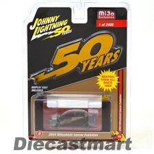 Johnny Lightning 1 64 50th Anniversaire poursuite 1999 Nissan Skyline GTR Bnr34