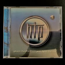 "HTP (Hughes Turner Project = Glenn Hughes,Joe Lynn Turner) - ""HTP 2""   / 2003"