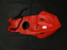 Bagster - Cover serbatoio in pelle KawasakiVersys  Arancio