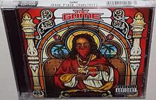 THE GAME JESUS PIECE (DELUXE EDITION) NEW RAP CD KANYE WEST KENDRICK LAMAR