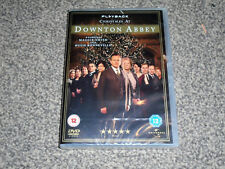 DOWNTON ABBEY : CHRISTMAS AT - NEW & FACTORY SEALED DVD (FREE UK P&P)