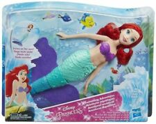 Disney Princess Swimming Adventures Ariel Doll Little Mermaid