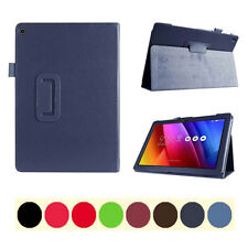 Stand Flip Case Cover Skin Protective PU Leather For Asus Zenpad 10 Z300C