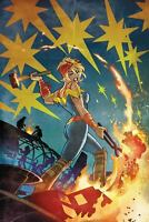 CAPTAIN MARVEL #3 CVR A 2019 Marvel Comics 03/20/19 NM