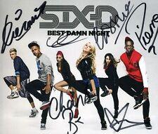 Six D - Best Damn Night [New CD]