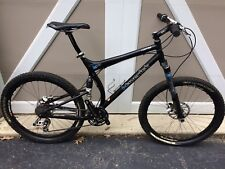 Maverick ML7 Full Suspension Mountain Bike Large