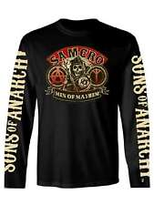 SOA Sons of Anarchy Shirt / Longsleeve - SAMCRO MEN OF MAYHEM