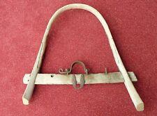 antikes Ochsenjoch Joch Kummetgeschirr Pferdegeschirr Zaumzeug Kummet aus Holz
