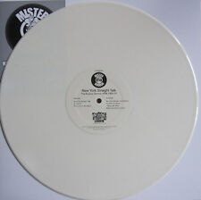 Mister Voodoo - New York Straight Talk The Elusive Demos 94-95 EP White Vinyl