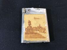 Old Vtg RARE WIFEU Wein Vienna Austria Decorative Design Cigarette Lighter