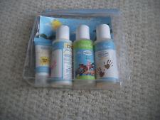 Childs Farm - Travel set - summer essentials kit  - new set in plastic wallet