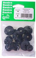 Pack Of 16 Assorted Tap Washers To Fit Most Taps 3/8' 1/2' 5/8' and 3/4'