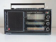 GRUNDIG SATELLIT 2000 SHORTWAVE RADIO......................RADIO_TRADER_IRELAND.