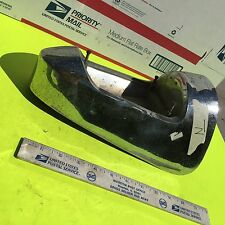 Studebaker tail light fixture, USED, dented,  and as removed.     Item:  4882