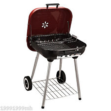 """Outsunny 22"""" Portable BBQ Grill Charcoal Kettle Barbecue Outdoor Cooking Camp"""