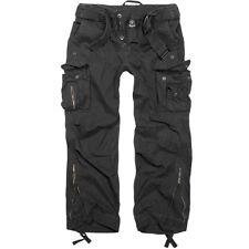 Brandit Royal Vintage Pantaloni Combat Uomo Sicurezza Cotone Pantalone Militare