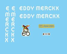 Eddy Merckx Corsa Extra Bicycle Decals, Stickers - n.11