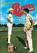 THE BAD NEWS BEARS Walter Matthau (DVD, 2017) NEW