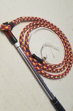 Stock Whip 6ft synthetic