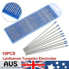 10pcs 2.4mm TIG Tungsten Electrodes 2 Lanthanated Welding Premium Quality