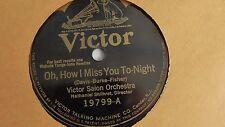 Victor Salon Orchestra – 78rpm 10-inch – Victor #19799