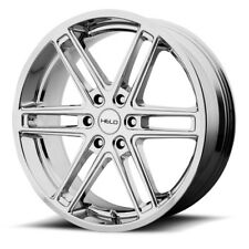 "20"" Helo HE908 Chrome Wheel 20x9 6x135 30mm Ford F150 Lincoln Navigator 6 Lug"