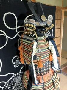 Samurai Warrior YOROI Japan Traditional Wearable Armor 1970-1980 Vintage FedEx