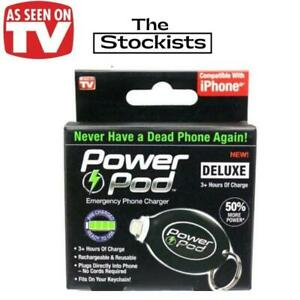 Power Pod  Apple -Free Upgrade to Deluxe  X 2- The Stockists